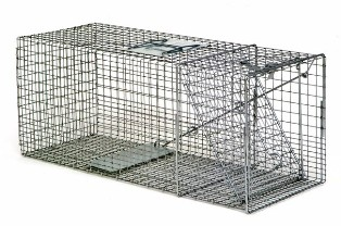 Safeguard® Professional Front Release Cage Trap #53124PFR